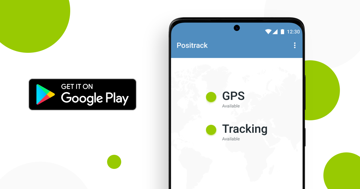 Track your mobile devices with Positrack from Mapon