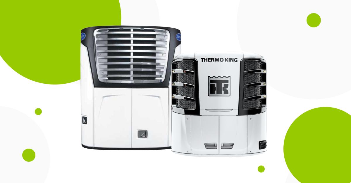Refrigerator telematics solutions