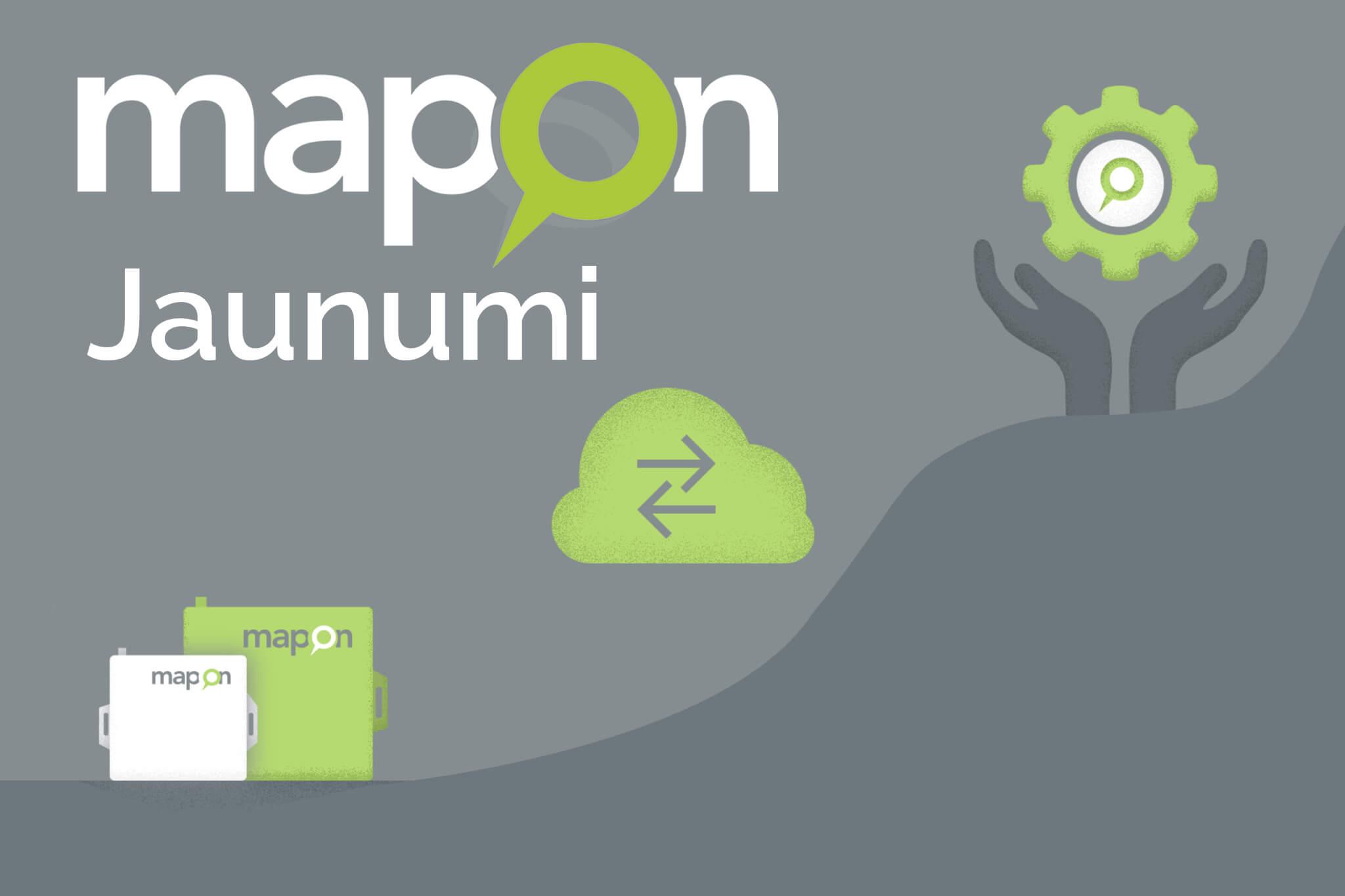 Svarīgs sasniegums Mapon Expert; sistēmas un API uzlabojumi