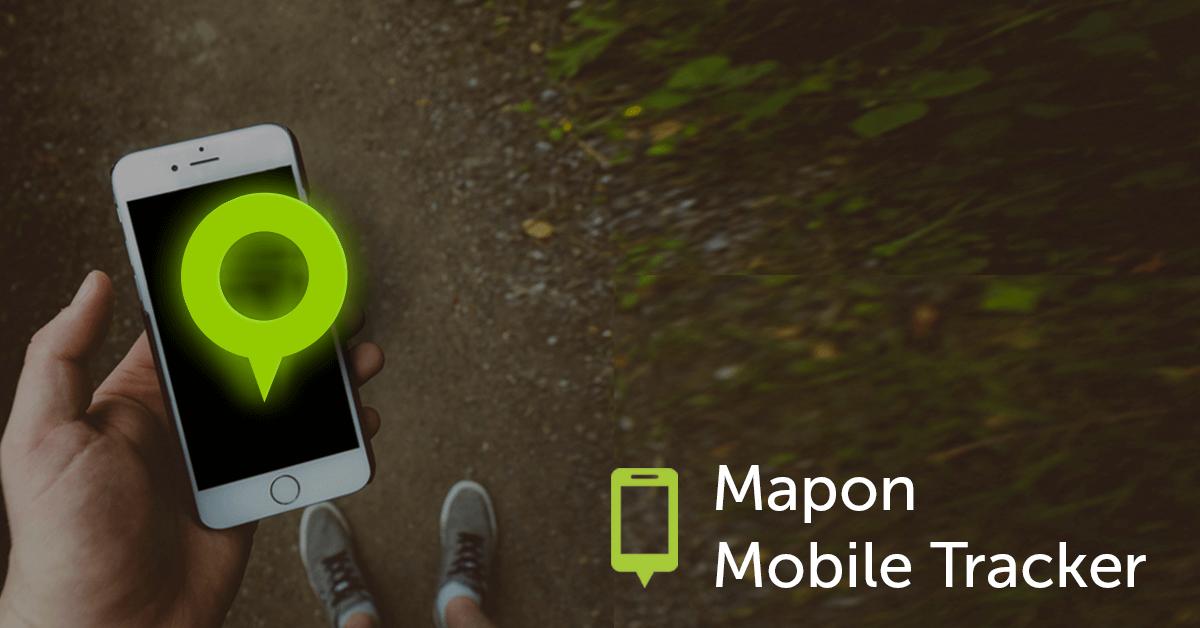 Mapon Mobile Tracker: pārvērt savu telefonu par GPS izsekošanas ierīci