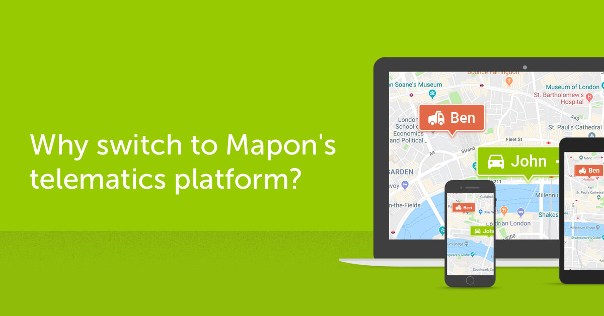 The Beneficial Step to a New GPS Tracking Platform Provider