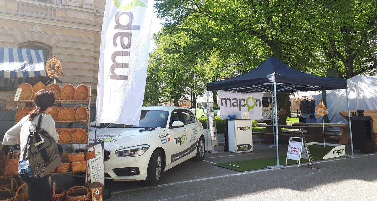 Mapon Roadshow Porvoossa