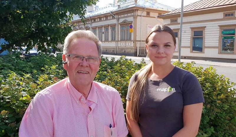Ajatuksia herättävä tapaaminen Hesburgerin perustajan Heikki Salmelan kanssa