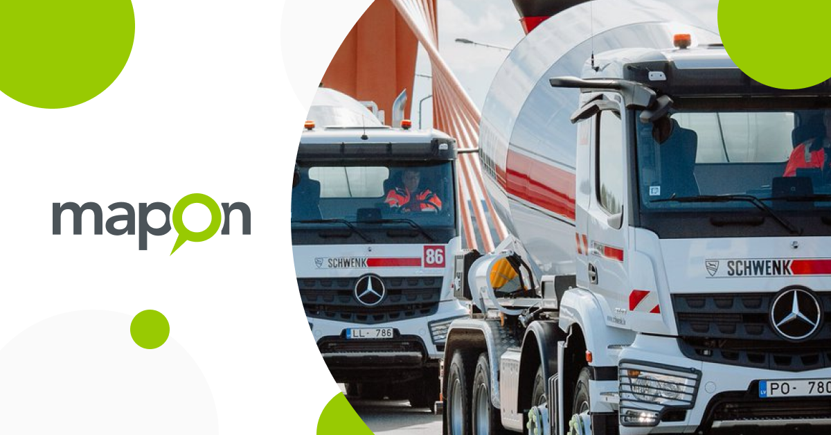 SCHWENK approach to improving driver behaviour within the company's fleet
