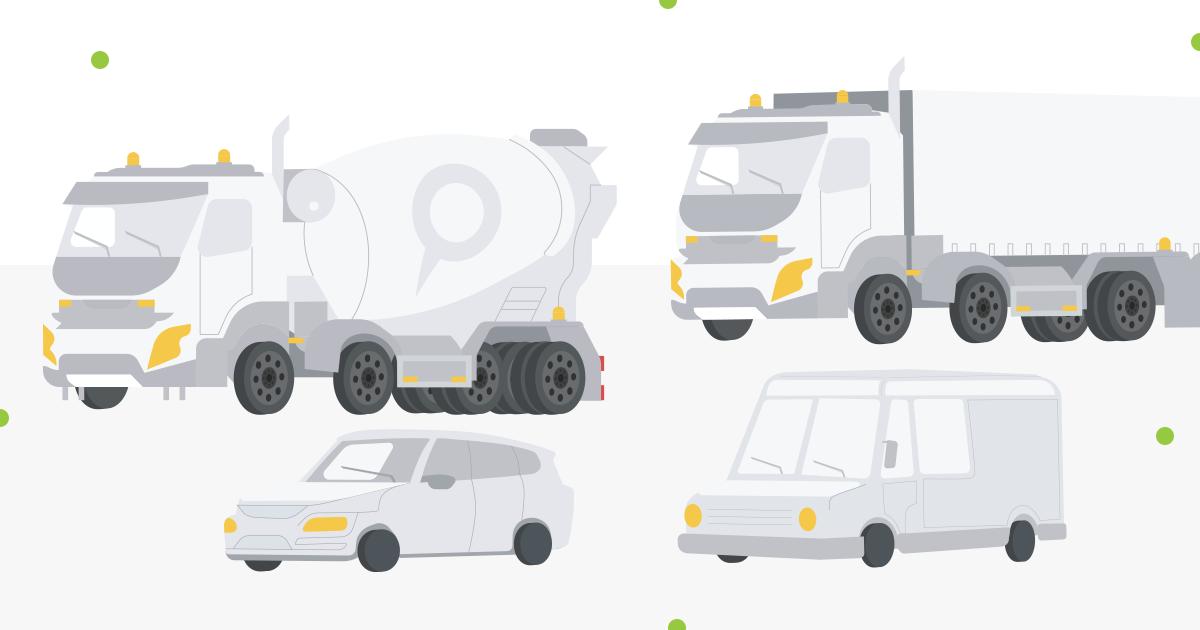 5 risinājumi, kas uzlabos autoparka drošību