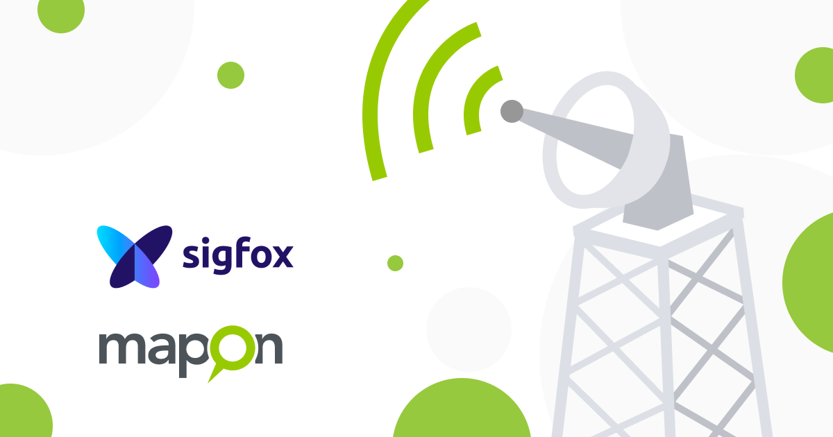 Mapon broadens tracking solution offer with devices that operate in the Sigfox network