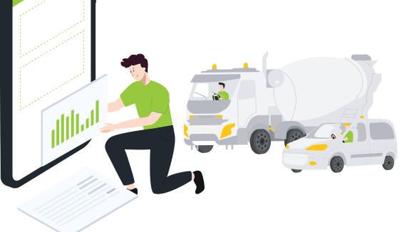 Full service fleet management and asset tracking platform