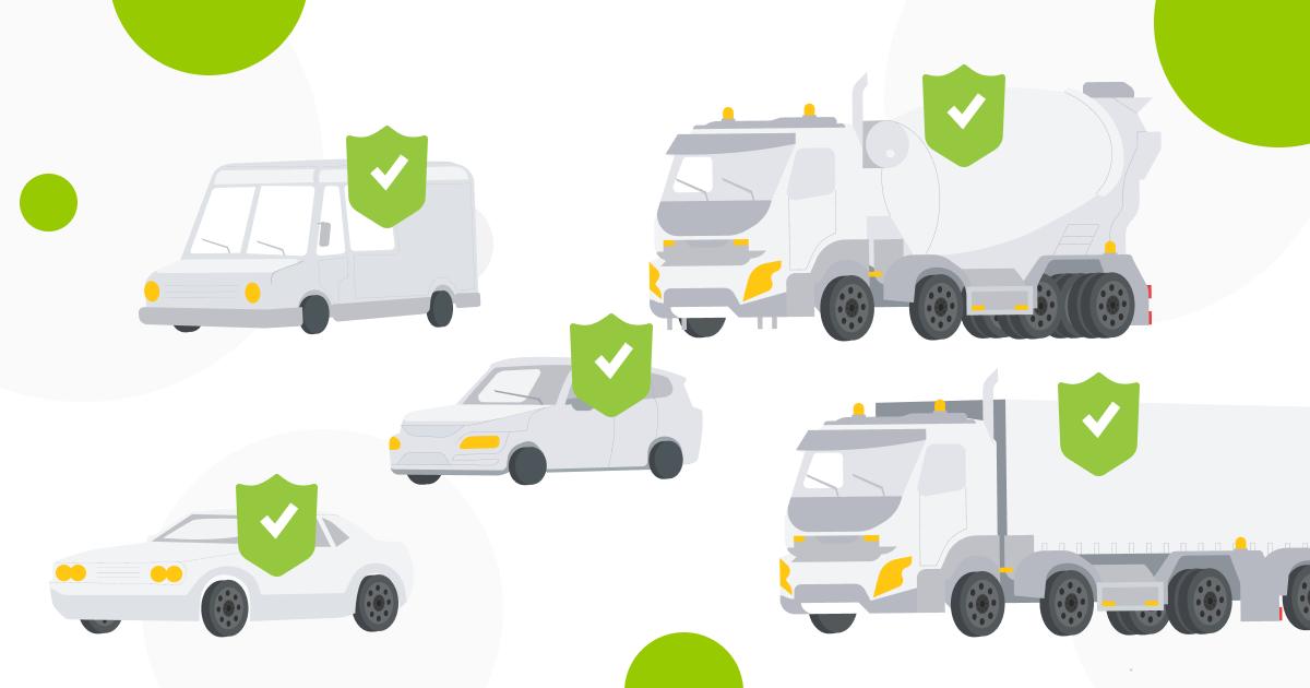Как внедрение телематических систем может способствовать повышению уровня безопасности автопарка предприятия?